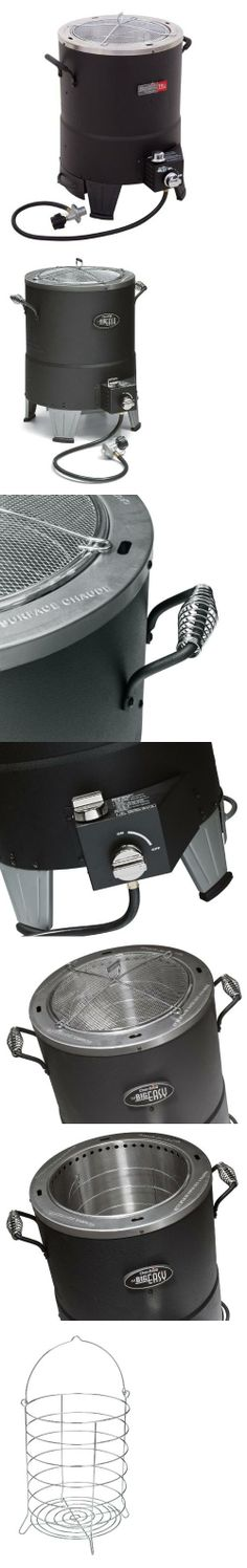 Char Broil Tru Infrared Gas Oil Less Turkey Fryer No More