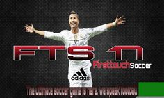 First Touch Soccer 2017 - FTS 17 APK Obb Data Mod Android Game Download