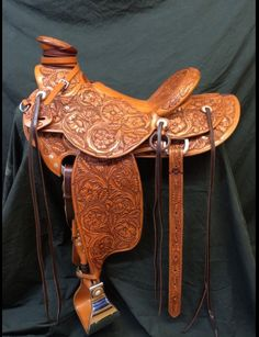 Freckers Saddlery - Saddle for Sale MY DREAM SADDLE