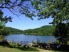 Lake Hope, Ohio. I am told this was a favorite spot of Grandma Ellen
