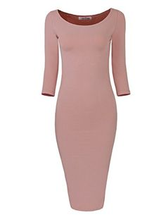 Slim fit body dress available in different colors and styles! ---> www.amazon.com/gp/product/B00C85G072/ref=as_li_qf_br_asin_il_tl?ie=UTF8&camp=1789&creative=9325&creativeASIN=B00C85G072&linkCode=as2&tag=ladiesfashion034-20&linkId=BPRSADDG7TR5GPDE