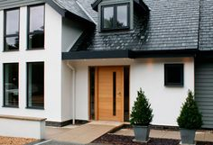 Urban Front - Contemporary front doors UK | designs e-range | terano