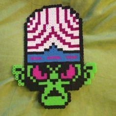 PPG Mojo Jojo perler beads by danny_melendez