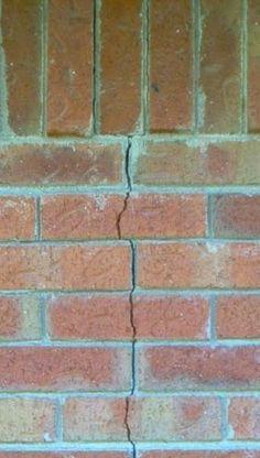 Elegant Hairline Cracks In Basement Walls