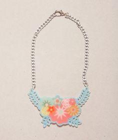 Colgante original para mujer sweetparipé, complemento  #collar #colgante #original