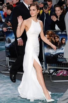 Why is Emma Watson absolutely glowing?