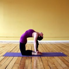 Yoga Poses to Relieve Congestion by fitsugar: When your head is aching from sinus congestion and your nose is plugged up, going to yoga class is probably not the best option. Rather than completely neglecting your yoga practice, opt for a minisequence at home to open up your chest and improve your circulation. #Yoga #Cold #Congestion