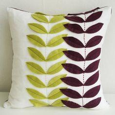leafy cushion