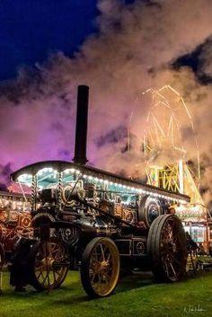 Bedford Steam Fair 2017