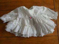 Size 03 months Vintage Infant baby Newborn Girls by LittleMarin,