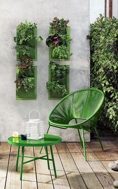 Article: Cool garden chairs for the new season