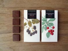 40 Delicious and Creative Chocolate Packaging Designs - Creative Can
