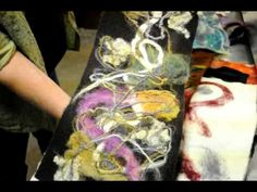 Janome FM725 - Part 2 - Decorating fabric and clothes - tips - YouTube