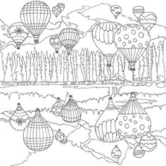 alphorns coloring pages - photo#5