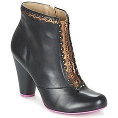Ankle+boots+Cristofoli+OFTER+GUL+Black+179.50+$
