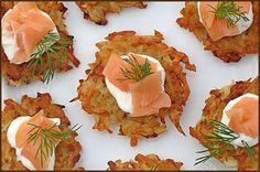 Easy Crispy Salmon Potato Pancakes Recipe