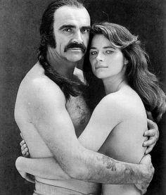 Sean Connery & Charlotte Rampling, Zardoz