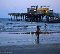 Galveston fishing pier was built in 1971 and has been a for Galveston pier fishing