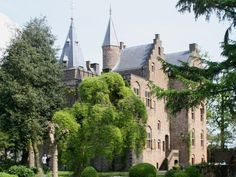 Europe | Sypesteyn Castle, Loosdrecht, Utrecht, The Netherlands