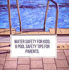 Water Safety for Kid