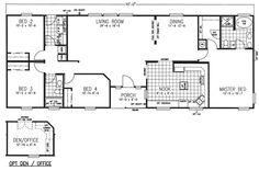 SantaRosa Floor Plan