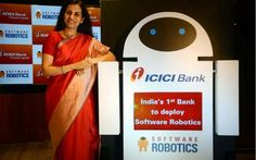 ICICI Bank Software Robotics introduced to drive Banking Operations. Presently…