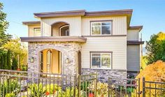 Tri-Level Northwest House Plan - 23690JD - 01