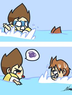 tord y must u be like this? i dont understand why people ship tom and tord