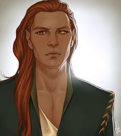 Lucien, or a little something for the acotar fans. Thanks for your support.