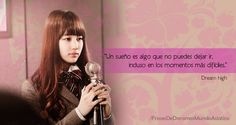 Frases de doramas: Dream High I y II