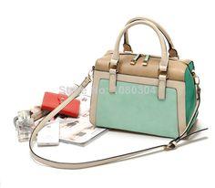 Recommended suiteblanco Panelled  women messenger bags Dress business Women bag shape women leather handbags  US $32.50