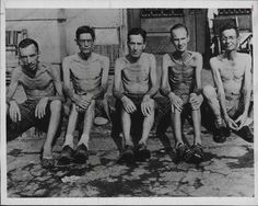 WWII American POW's Survived Japanese Prison Camp