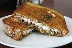 Easy Gourmet Grilled Cheese Sandwich