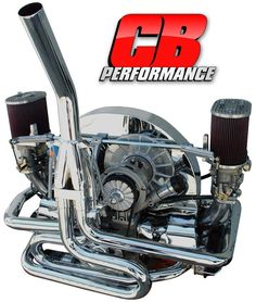 Turnkey Engines / Custom VW Motors, built by Pat Downs of CB Performance