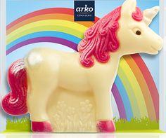 #Gewinnspiel und #Bericht  - #arko #Schokolade - Ein kleines Einhorn möchte Dein Herz erobern !