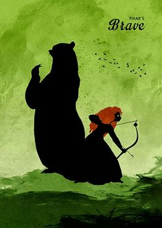 Pixar - Brave