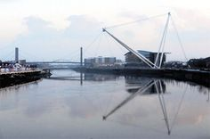 @southwalesargus PIC OF THE DAY: The River Usk at Newport Pic: MARK LEWIS