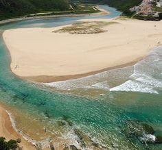 Odeceixe village & beach, PORTUGAL