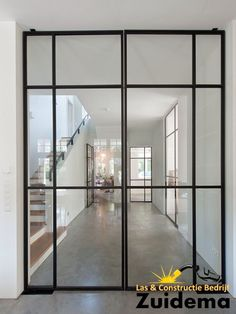 From panel and bifold doors, to modern barn doors, obtain influenced with our gallery of interior door layouts. Search about for a selection of interior door design ideas. Steel Windows, Windows And Doors, Iron Windows, Style At Home, Door Design, House Design, Home Fashion, Trendy Fashion, Style Fashion