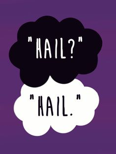 ALL HAIL THE MIGHTY GLOW CLOUD- night vale + TFiOS