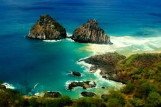 10 Most Beautiful Places to Visit in Brazil Beautiful Places To Visit, Oh The Places You'll Go, Places Around The World, Around The Worlds, Vacation Places, Dream Vacations, Iles Grenadines, Best Island Vacation, Windward Islands