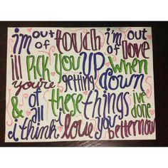 Lego House by Ed Sheeran Lyric Art My Love Song, Love Songs Lyrics, Music Lyrics, Lyric Art, Lyric Quotes, Ed Sheeran Lyrics, Music Is My Escape, Out Of Touch, Lego House