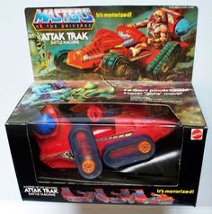 One of the best things about getting new He-Man toys as a kid was the box art. The toys were of course amazing and fun, but personally I spent almost as much time staring at the boxes as playing wi…