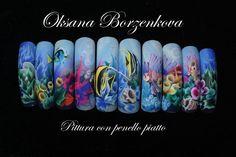 Fondo del mar Oxana Borzenkova