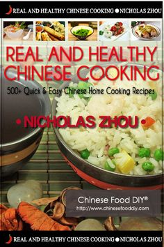 Real and Healthy Chinese Cooking