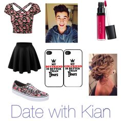 are kian and andrea still dating august 2014
