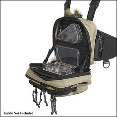 Trout Trekker Fishing Pack By Jw Outfitters 70802 - Save 65%