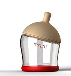Mimijumi Not So Hungry Bottle
