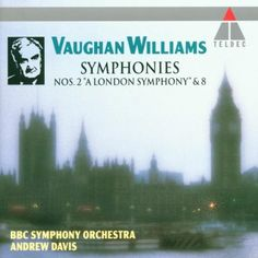 From 1.10 Williams: Symphonies Nos 2 & 8