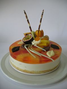 Panna Cotta, Cheesecake, Food And Drink, Ethnic Recipes, Desserts, Beautiful Gif, Cakes, Sweater, Sewing